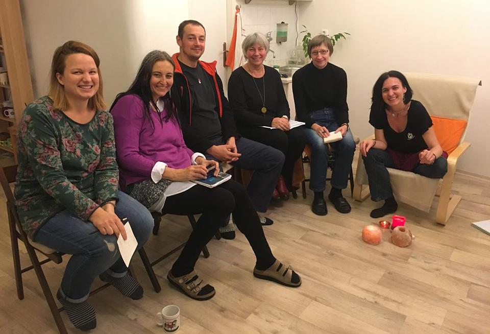 Workshop – Cestou snů Brno; listopad 2017