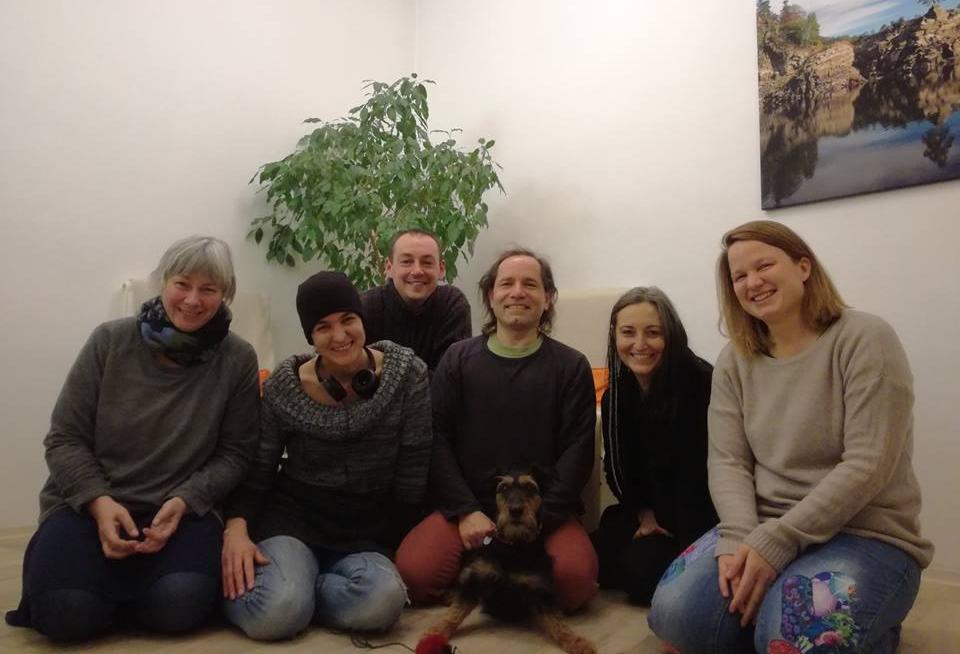 Workshop – Cestou snů II. Brno; prosinec 2017